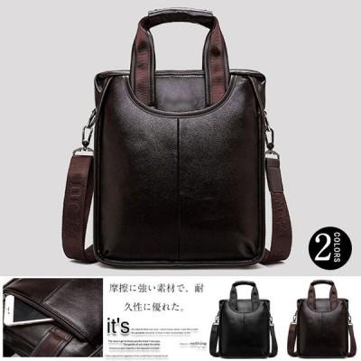 メンズバッグ 2way 手持ちバッグ 斜めがけバッグ 肩掛けバッグ ショルダーバッグ ハンドバッグ バッグ ビジネスバッグ メッセンジャーバッグ 鞄