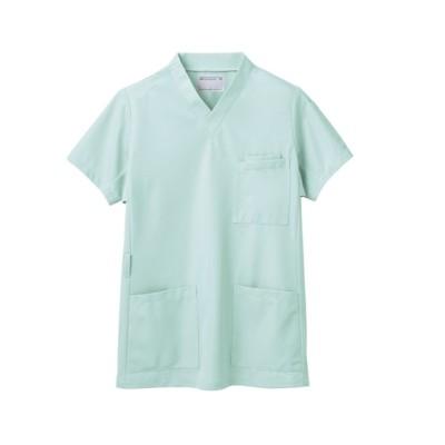 MONTBLANC 72-617 スクラブ(半袖)(男女兼用) ナースウェア・白衣・介護ウェア