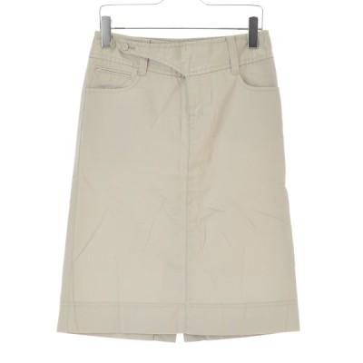 【期間限定値下げ】MACPHEE / マカフィー コットン スカート