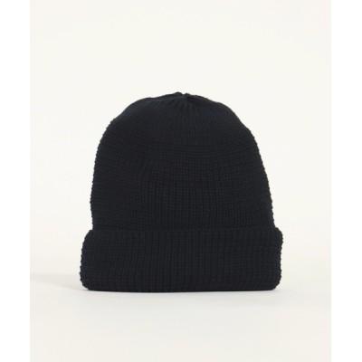 DOMINGO / [ LEUCHTFEUER ] COTTON/ACRYLIC CAP WOMEN 帽子 > ニットキャップ/ビーニー