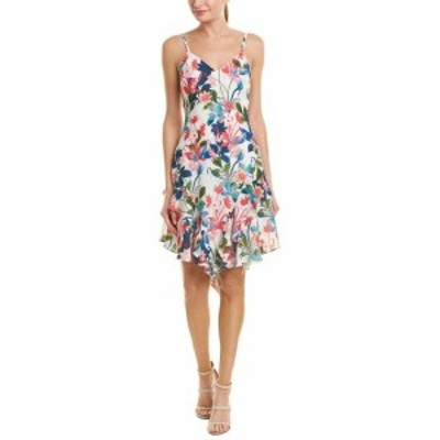 Parker パーカー ファッション ドレス Parker Ruffle Mini Dress