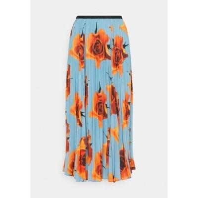 ポールスミス スカート レディース ボトムス WOMENS SKIRT - Pleated skirt - multi coloured