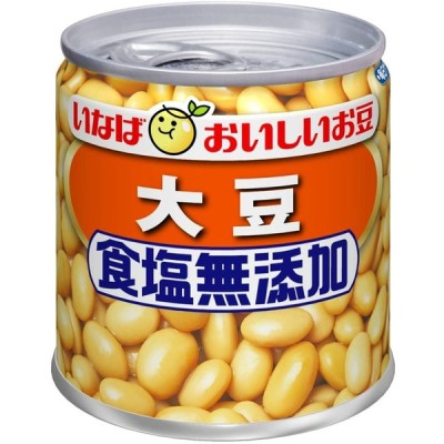 いなば食品 毎日サラダ 大豆食塩無添加 100g