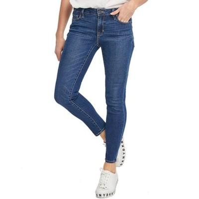 ダナ キャラン ニューヨーク レディース デニムパンツ ボトムス Jeans Stretch Denim Everywhere Skinny Jeans