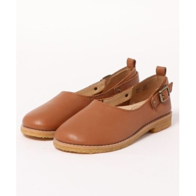 Xti Shoes / 【hocco/ホッコ】 本革 バックベルトスリッポン WOMEN シューズ > バレエシューズ