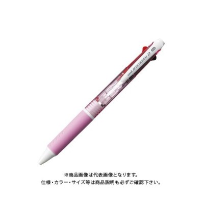 三菱鉛筆 ジェットストリーム2色0.7 ピンク SXE230007.13
