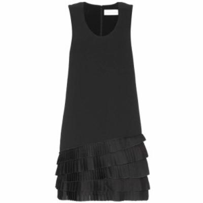 ヴィクトリア ベッカム Victoria Victoria Beckham レディース ワンピース ノースリーブ ワンピース・ドレス Sleeveless dress BLACK