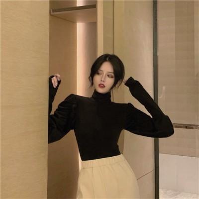 韓国ファッション 高品質 学生 スリム エレガント シンプル 上着