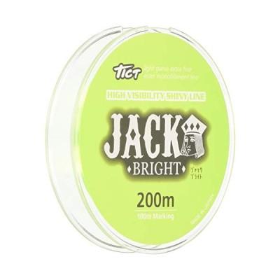 ティクト(TICT) ライン ジャックブライト 200m 0.5号