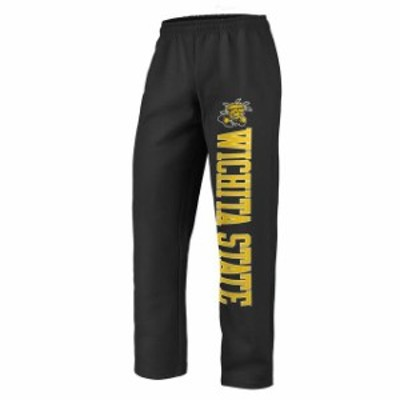 Fanatics Branded ファナティクス ブランド スポーツ用品  Fanatics Branded Wichita State Shockers Black Sideblocker Fleece Pants