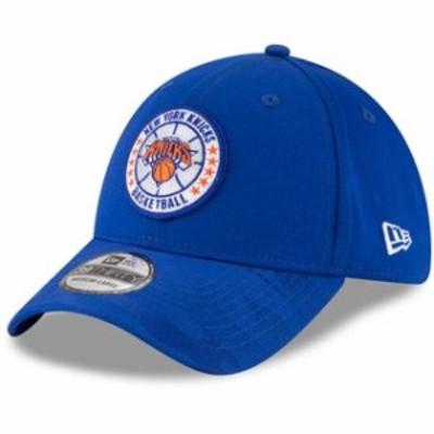 New Era ニュー エラ スポーツ用品  New Era New York Knicks Blue 2018 Tip Off Series 39THIRTY Flex Hat