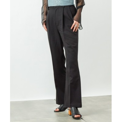 COLONY 2139 / 【WEB限定】TRセンタープレスフレアパンツ/スラックスパンツ WOMEN パンツ > スラックス