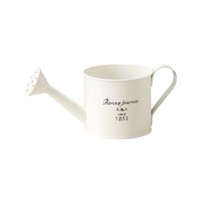 ホワイトプランツ ジョーロ型  25cm  SALUSセイラス 4530254078235
