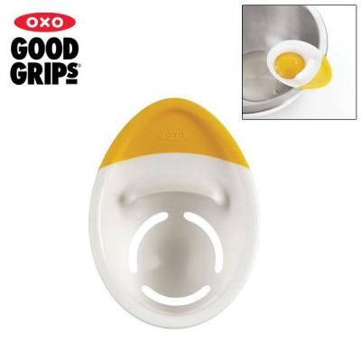 オクソー OXO エッグセパレーター 液だれせずに卵の黄身と白身を分けられる! フックがあるのでボウルなどに掛けられます♪