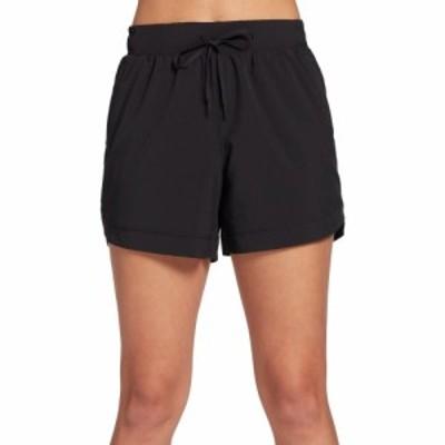 キャリー アンダーウッド CALIA by Carrie Underwood レディース ショートパンツ ボトムス・パンツ Journey Woven 5 Shorts Pure Black