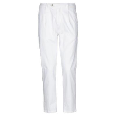 BE ABLE パンツ ホワイト 31 コットン 98% / ポリウレタン 2% パンツ