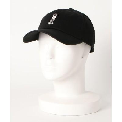 COLLARS / GRANDE F.P.サッカーボーイ刺繍 B.B CAP MEN 帽子 > キャップ