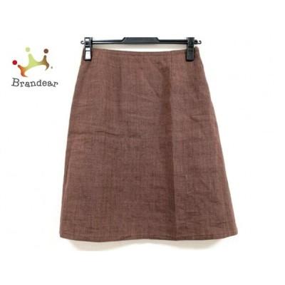 クリスチャンラクロワ Christian Lacroix スカート サイズ36 S レディース ダークブラウン     スペシャル特価 20200611