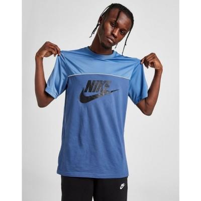 ナイキ Nike メンズ Tシャツ トップス hybrid t-shirt blue