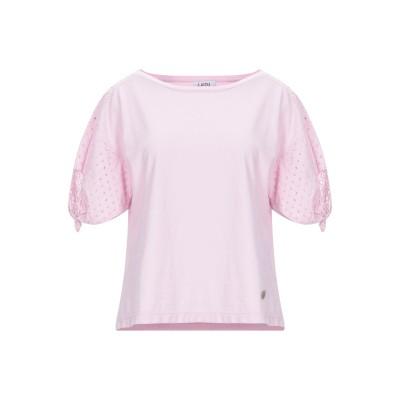 LFDL T シャツ ピンク XS コットン 100% T シャツ