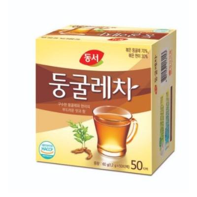 [東西]  緑茶園 ドングレ茶 /韓国茶 粉末ティー 粉末ドリンク 粉末ティー 粉末ドリンク [海外直送品] (50袋入り)(100袋入り)