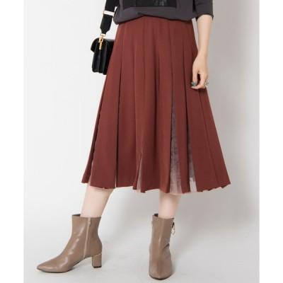 スカート Mole pleats SK / モールプリーツスカート