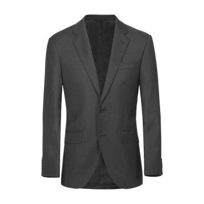 ハケット ジャケット&ブルゾン メンズ アウター Hackett Plain Wool C Grey