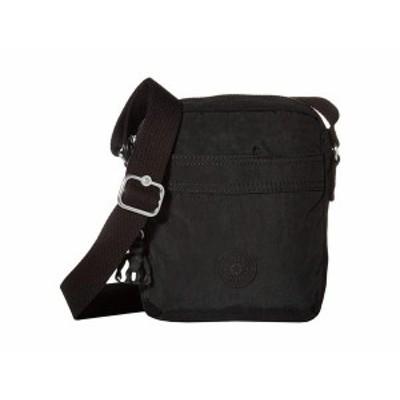キプリング レディース ハンドバッグ バッグ Hisa Crossbody Bag Black Noir