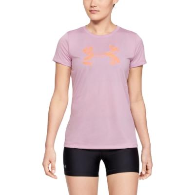 UNDER ARMOUR女 Tech短T-Shirt