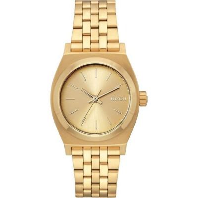 ニクソン NIXON レディース 腕時計 Time Teller Bracelet Watch, 31mm Gold