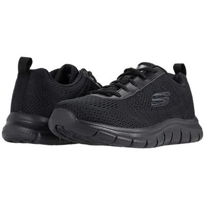 スケッチャーズ Track Moulton メンズ スニーカー 靴 シューズ Black/Black