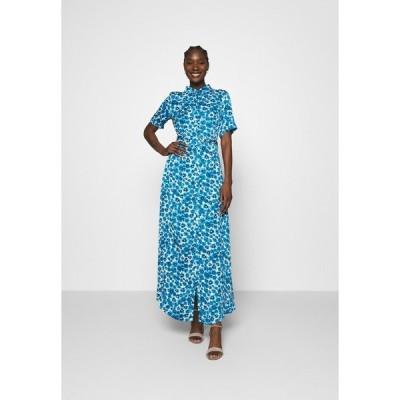 ファビエンヌ シャポット ワンピース レディース トップス MIA DRESS - Day dress - blue