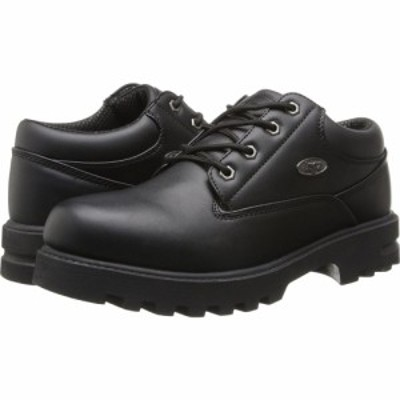ラグズ Lugz メンズ 革靴・ビジネスシューズ シューズ・靴 Empire Lo WR Black