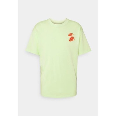 ナイキ メンズ ファッション TEE WORLD TOUR - Print T-shirt - liquid lime
