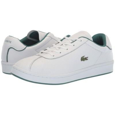 ラコステ Lacoste メンズ スニーカー シューズ・靴 Masters 120 2 White/Green