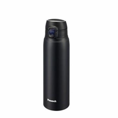 ピーコック ワンタッチマグボトル AMY-70 マットブラック 0.7L