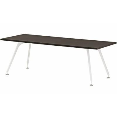 エグゼクティブテーブル 幅2400×奥行1200×高さ720mm SPD-2412 スタンダードタイプ 高級会議テーブル 会議テーブル NISHIKI ニシキ工業