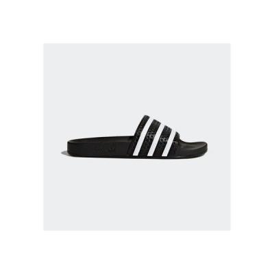 アディダス adidas オリジナルス アディレッタ [ADILETTE] (ブラック)