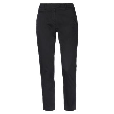 メイソンズ MASON'S パンツ ブラック 46 コットン 86% / ポリエステル 10% / ポリウレタン 4% パンツ