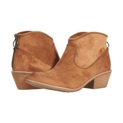 EuroSoft ユーロソフト レディース 女性用 シューズ 靴 ブーツ アンクル ショートブーツ Alexie - Luggage