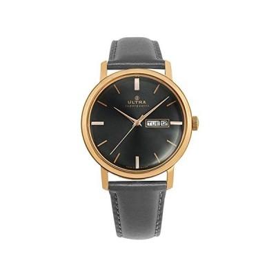 [ウルトラ] 腕時計 ULTRA クオーツ USQ383GR メンズ 正規輸入品 グレー