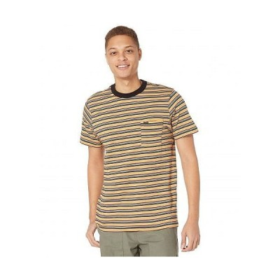Volcom ヴォルコム メンズ 男性用 ファッション Tシャツ Cornett Crew Short Sleeve - Black