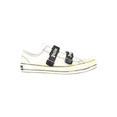 パーム・エンジェルス スニーカー シューズ 靴 メンズPalm Angels Velcro Vulcanized SneakersWhite No Color