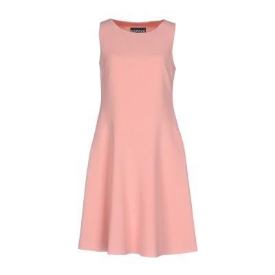 BOUTIQUE MOSCHINO ミニワンピース&ドレス ライトピンク 42 70% トリアセテート 30% ポリエステル ミニワンピース&ドレス