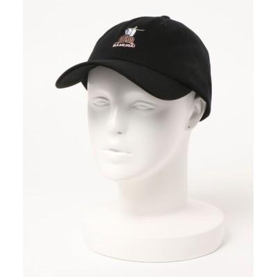 OVERRIDE / 【CASTANO】CA SOUVENIR CAP [侍] MEN 帽子 > キャップ