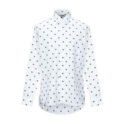SAINT LAURENT シャツ ホワイト 41 コットン 100% シャツ