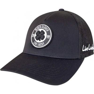 ブラック クローバー Black Clover メンズ キャップ 帽子 Anniversary Patch Golf Hat White