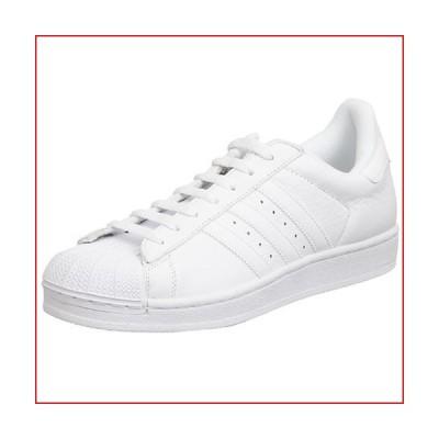 adidas Originals Men's Superstar II Basketball Shoe, White, 11 M【並行輸入品】