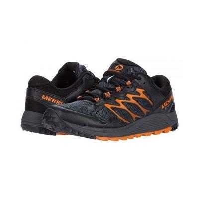 Merrell メレル メンズ 男性用 シューズ 靴 スニーカー 運動靴 Wildwood GTX - Granite