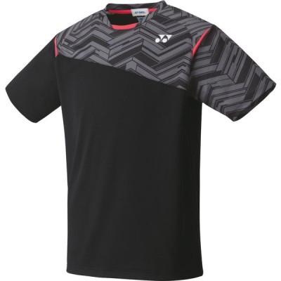 ヨネックス ゲームシャツ(フィットスタイル)(ブラック・サイズ:SS) YONEX ユニセックス YO-10366-007-SS 返品種別A